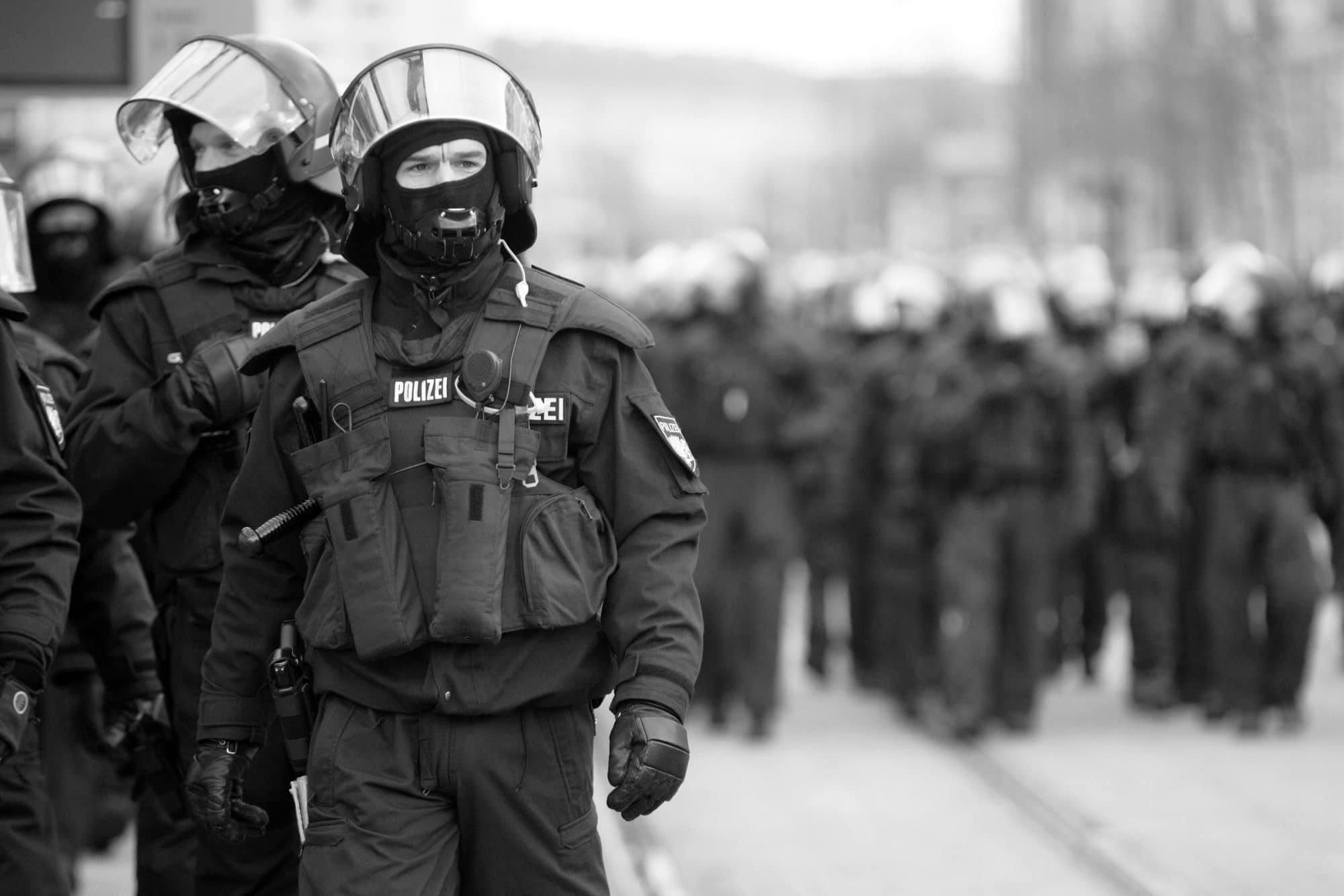 TW1000 Law Enforcement