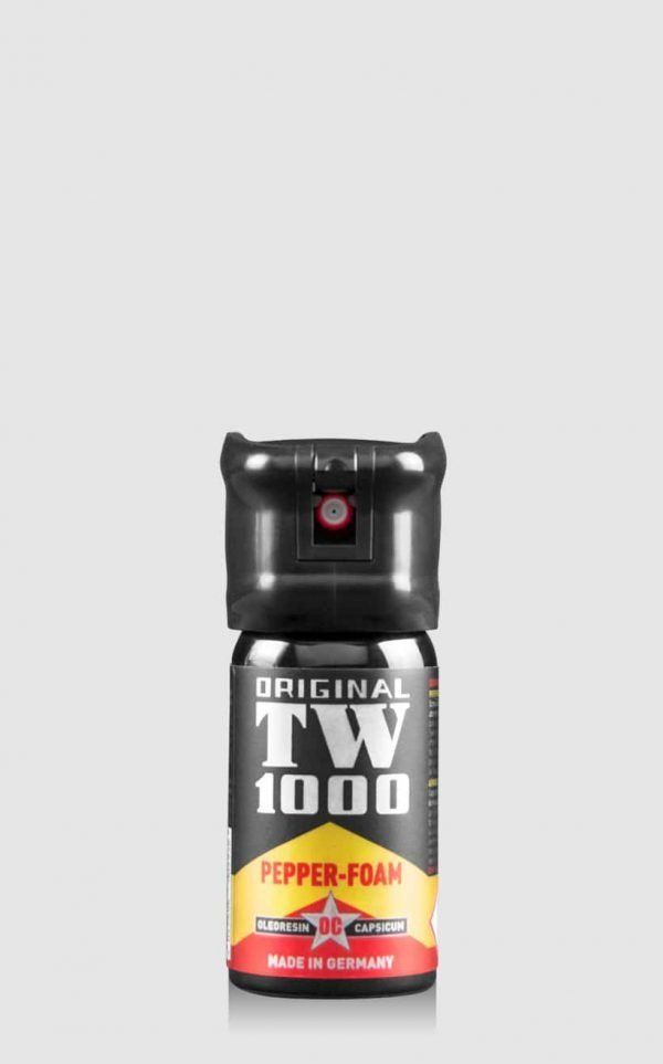 TW1000 Pepper-Foam Man 40 ml