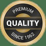 Premium Quality since 1962