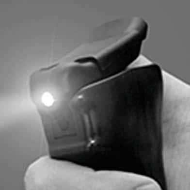 Detailfoto LED-Leuchte