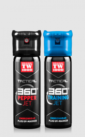 TW1000 Tactical Pepper-Jet Classic Twin-Pack