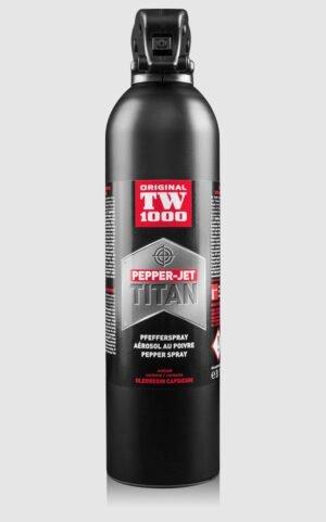 TW1000 Pepper-Jet TITAN 750 ml