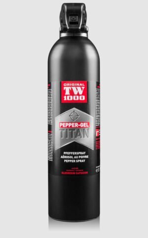 TW1000 Pepper-Gel TITAN 750 ml